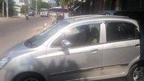 Bán Chevrolet Spark đời 2011, màu bạc, máy móc êm xe
