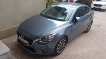 Bán Mazda 2 1.5 AT sản xuất năm 2016, màu xanh