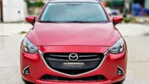 Bán Mazda 2 1.5 AT sản xuất 2015, màu đỏ, 486tr