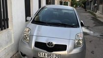 Bán ô tô Toyota Yaris đời 2007, màu bạc, xe nhập số tự động