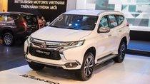 Mitsubishi Pajero Sport sẽ có bản số sàn tại Việt Nam