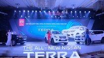 Vừa ra mắt, Nissan Terra 2019 đã giảm giá tại Việt Nam