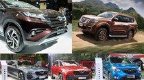 Điểm lại những ô tô vừa ra mắt đã 'hot' tại Việt Nam trong năm 2018