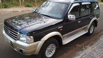 Cần bán gấp Ford Everest đời 2005, màu đen số sàn, giá chỉ 267 triệu