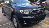 Bán Ford Ranger XLT 2019, màu đen, nhập khẩu giá cạnh tranh hỗ trợ trả góp giao xe toàn quốc: 0979572297