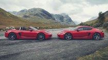 Thêm hình ảnh về Porsche 718 Boxster và 718 Cayman Touring mới trình làng