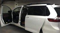 Cần bán lại xe Toyota Sienna năm 2015, màu trắng, nhập khẩu