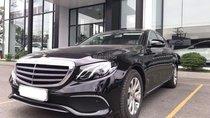 Cần bán xe Mercedes E200 đời 2018, màu đen