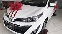 Bán Toyota Yaris năm 2018, màu trắng, giao xe ngay