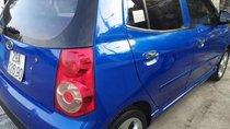 Cần bán gấp Kia Morning SLX năm sản xuất 2008, màu xanh lam, xe nhập