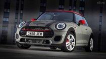 Mini Cooper JCW facelift ra mắt tại châu Âu