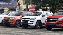 Chevrolet Colorado và Trailblazer giảm giá 30 triệu đồng trong tháng 12/2018