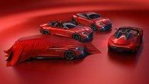 Đại gia Anh vung tiền sắm cùng lúc 4 siêu phẩm Aston Martin Vanquish Zagato