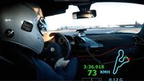 Xem Ferrari 488 Pista thể hiện 'bản lĩnh' tại vòng đua Magny-Cours nước Pháp