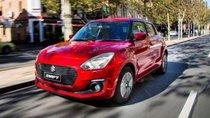 Bán Suzuki Swift GLX đời 2018, màu đỏ, nhập khẩu nguyên chiếc từ Thái Lan
