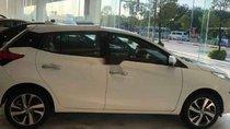 Bán Toyota Yaris sản xuất 2018, màu trắng, giá cạnh tranh