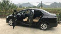 Cần bán xe Toyota Vios đời 2008, màu đen, xe nhập