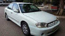 Cần bán xe Kia Spectra 1.6 MT sản xuất năm 2003, màu trắng, giá chỉ 130 triệu