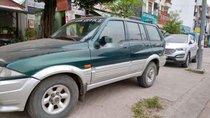 Cần bán Ssangyong Musso 1998 ít sử dụng