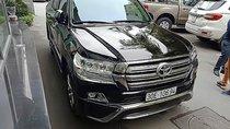 Chính chủ bán Toyota Land Cruiser VX 4.6 V8 năm 2015, màu đen, xe nhập