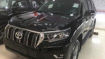 Bán Toyota Prado VX 2.7L đời 2018, màu đen, nhập khẩu