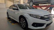 Cần bán Honda Civic 1.8 E 2018, màu trắng, xe nhập, giá 763tr
