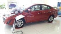 Cần bán xe Toyota Vios 1.5G đời 2018, màu đỏ- giá giảm kịch sàn