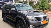 Bán xe Toyota Fortuner 2.5MT 2015, 100% xe gia đình