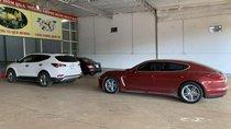 Cần bán Porsche Panamera 4S sản xuất 2009, màu đỏ, nhập khẩu nguyên chiếc