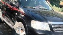 Bán Ford Escape đời 2004, màu đen, nhập khẩu