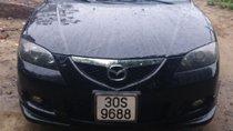 Cần bán Mazda 3 1.6 AT đời 2009, màu đen