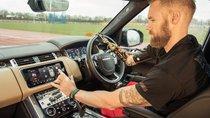Jaguar Land Rover phát triển cửa mở tự động cho người lái xe khuyết tật