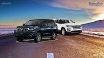 'Kẻ độc tôn' Toyota Land Cruise Prado và sự thảm bại trước tân binh nước Mỹ