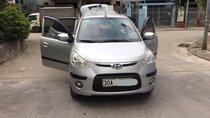 Cần bán Hyundai i10 đời 2008, màu bạc, nhập khẩu nguyên chiếc chính chủ