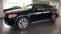 Cần bán Mercedes GLC300 Coupe đời 2018, màu đen, xe nhập