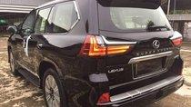 Bán ô tô Lexus LX 570S Super Sport 2018, màu đen, nhập khẩu nguyên chiếc