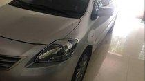 Cần bán xe Toyota Vios G 2013, màu bạc, giá tốt