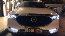 Cần bán lại xe Mazda CX 5 năm sản xuất 2018, màu trắng, nhập khẩu nguyên chiếc, xe gia đình