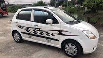 Cần bán xe Chevrolet Spark đời 2009, màu trắng