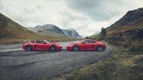 Porsche 718 T Boxster và Cayman 300 mã lực chính thức trình làng