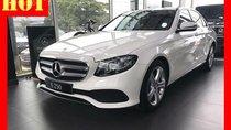 Bán xe Mercedes E250 trắng 2018 như mới, giá rẻ, chính hãng, đủ màu lựa chọn
