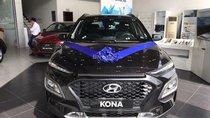 Bán ô tô Hyundai Kona 2.0 tiêu chuẩn, sản xuất 2018, màu đen, giao ngay giá tốt