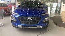 Bán xe Hyundai Kona 1.6 Turbo đời 2018, màu xanh Dương giá tốt giao ngay
