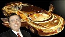 """""""Ghen tị"""" với 6 siêu xe đắt giá nhất của đại gia dầu mỏ châu Á"""