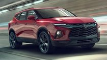 Xác định thời gian Chevrolet Blazer ra mắt ASEAN, Honda CR-V 'run sợ'