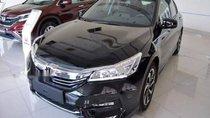Bán xe Honda Accord đời 2018, màu đen, xe nhập