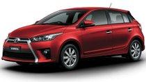Bán ô tô Toyota Yaris 1.3 AT 2015, màu đỏ, giá 500tr