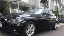 Cần bán xe BMW 3 Series sản xuất năm 2016, màu đen, xe nhập, giá tốt