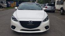 Cần bán xe Mazda 3 1.5AT sản xuất 2016, màu trắng