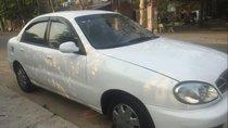 Cần bán xe Daewoo Lanos sản xuất năm 2001, màu trắng, xe nhập xe gia đình, 75 triệu